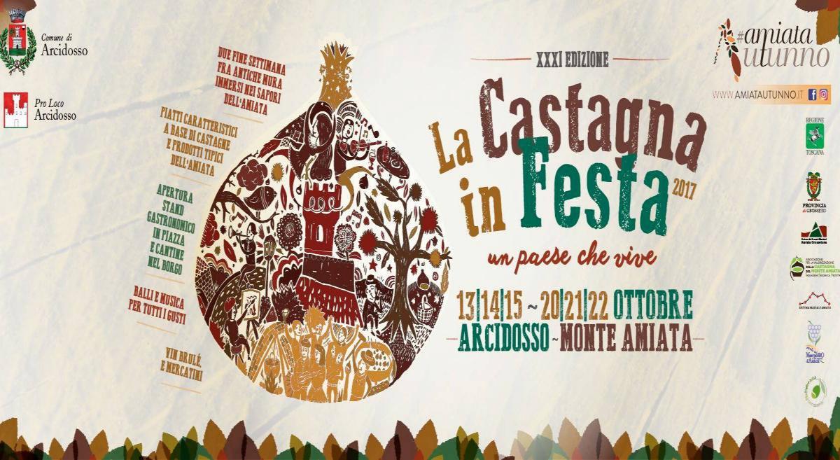 castagne in festa 2017